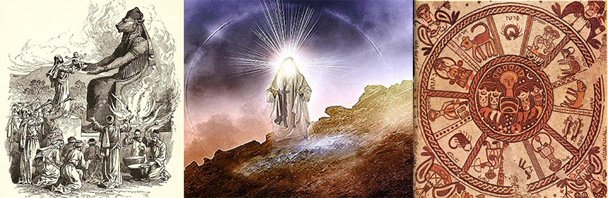 Star Worship of the Ancient Israelites