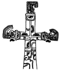 Maya World Tree/cross