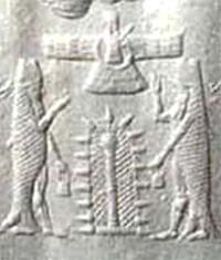 Oannes the Babylonian Fish/Water God
