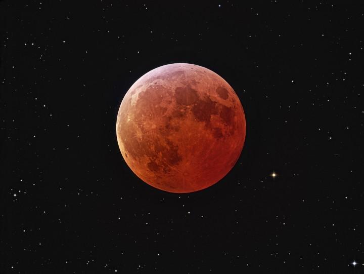 Lunar Eclipse or Blood Moon