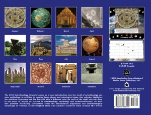 2011 Back Cover