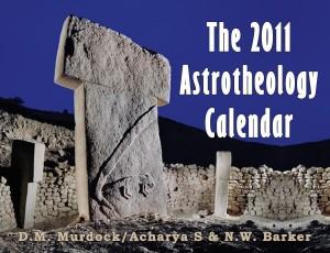 2011 Astrotheology Calendar