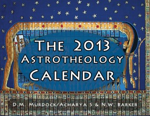 2013 Astrotheology Calendar