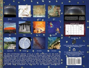 2013 Back Cover