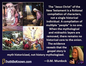 Christ myth summary