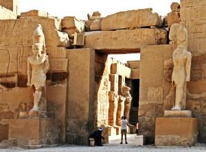 Karnak, Egypt