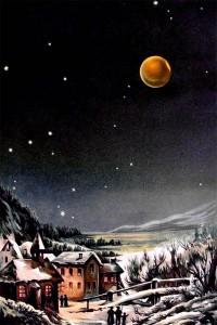 Lunar Eclipse, Winter