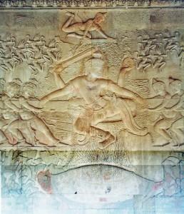 Vishnu, Milky Way
