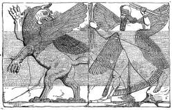 Tiamat versus Marduk